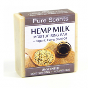Pure Scents Hemp Milk Soap