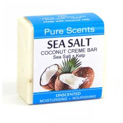 Pure Scents Sea Salt Bar Unscented