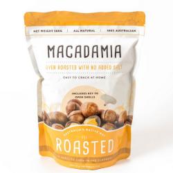 Macadamia No Added Salt