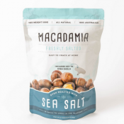 Macadamia Sea Salt
