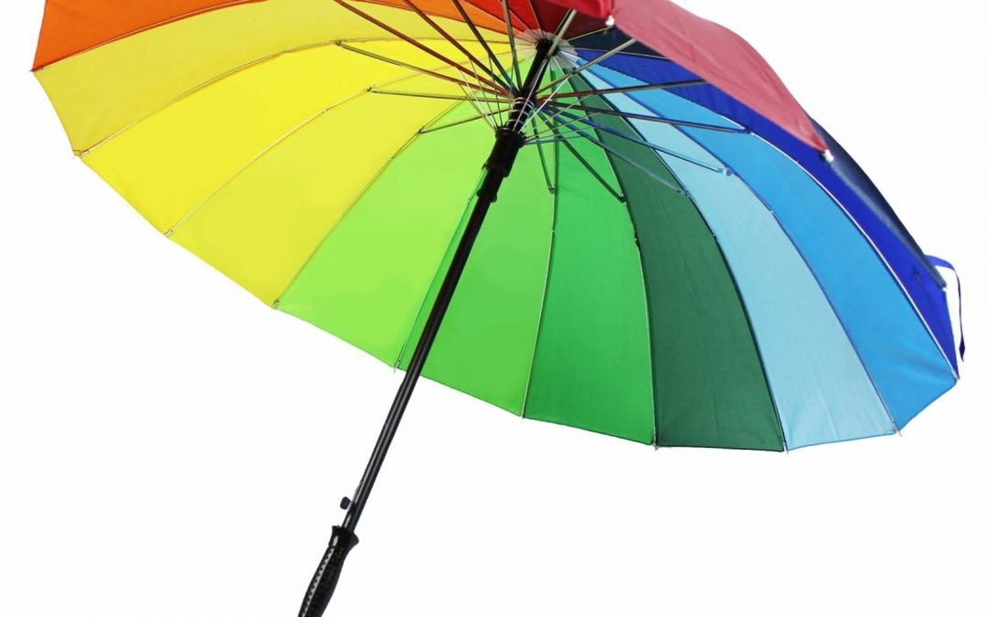 Why buy an umbrella when the sun is shining?